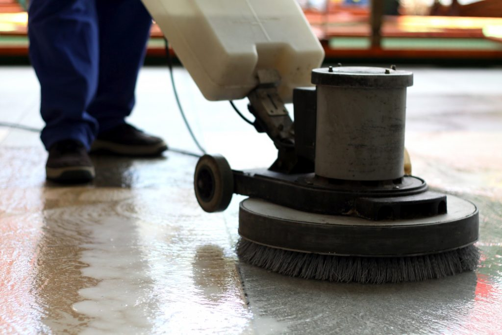 Paoli PA Floor Cleaning and Polishing Services