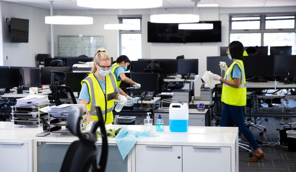 Paoli PA Office Cleaning Services